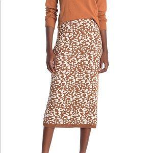 14th & Union   Midi Sweater Skirt